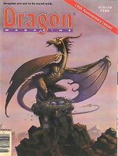TSR AD&D Dungeons & Dragon Magazine #158 New Dragons!