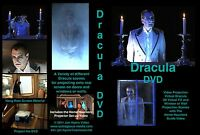 DRACULA HALLOWEEN WINDOW PROJECTION DVD 2015 JON HYERS