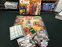 1997 Game of Clue -  Game Replacement Parts/Pieces - You pick!- Great for crafts