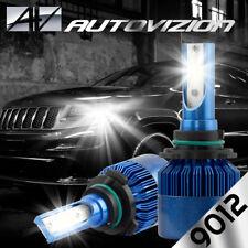 2x 9012 LED Headlight Bulb for 2017 Toyota Corolla iM RAV4 High Low Beam Light