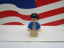 LEGO HARRY POTTER MINIFIGURE FROM SET 4755 KNIGHT BUS WITH FLESH FACE & HANDS