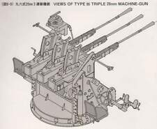 SUPER ILLUSTRATION YAMATO Japanese Navy Battleship Model Art 745 Revised Book