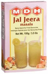 2 x 100g MDH Jal Jeera Masala 100g Free Fast Delivery UK Seller Fried Savouries