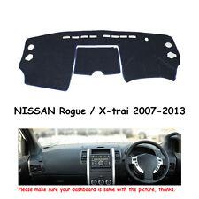Car Dashmat Dashboard Dash Mat Cover For Nissan X-Trail Xtrail T31 2007-2013