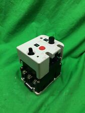 KLOCKNER MOELLER PKZM 3-6,3-U-NA 600V-AC MANUAL MOTOR STARTER