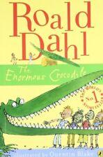 The Enormous Crocodile By Roald Dahl, Quentin Blake. 9780141323756