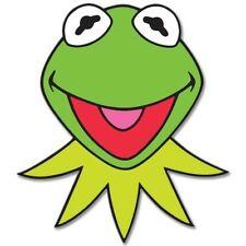 "KERMIT Muppets Jim Henson Vynil Car Sticker Decal   9"""