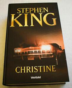 Stephen King - Christine - Weltbild Sammleredition