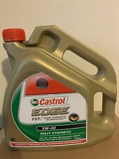 Castrol EDGE 5W-40 FST Synthetic Engine Oil 5W40 4L BMW Longlife-04