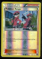Pokemon POKEMON RANGER 104/114 - XY Steam Siege - Rev Holo - MINT