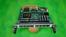 Cisco Spa-8Xcht1/E1 8-Port Channelized T1/E1 Shared Port Adapter Kmj Sp