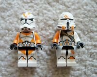 Lego Star Wars Clone 187th Airborne Commander Waterslide Decals Pack of 2