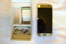 Samsung Galaxy S6 SM-G920A - 32 GB - Gold Platinum (AT&T) Smartphone