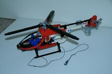 Lego 8046 Helicopter (Technic Airport) 2010, BA sur CD-ROM TOP