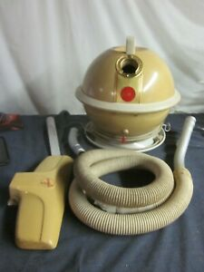 HOOVER Constellation UFO Ball Cannister Vacuum Model 86