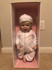 New Madame Alexander Newborn Nursery 19� Sweet Baby Blonde #76005 Lifelike