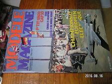 1µ?§ Revue Modele Magazine n°350 Le MU 28 CAP 20Cirrus 75
