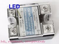 Clion Solid State Relay SSR DC 25A IN 5-32VDC / OUT 250VDC w Indicator LED