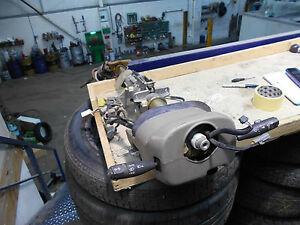Jaguar XJ XJ8 X308 Steering Column. Genuine.