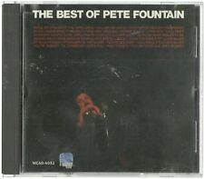 PETE FOUNTAIN THE BEST OF PETE FOUNTAIN CD