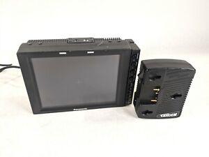 """Panasonic BT-LH900A 8.4"""" 1024 x 768 XGA NTSC/PAL/HD Auto Switch LCD Monitor"""