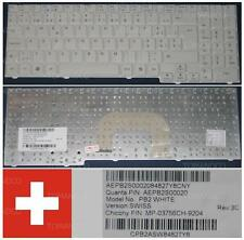 Tastatur Qwertz Swiss Packard Bell MB68 ARES GM2W PB2 MP-03756CH-9204