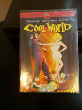 Cool World (DVD, 2003)  New in Shrink