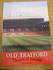 1996 Paperback Book: Manchester United - Old Trafford Theatre Of Dreams By Iain