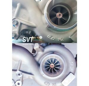 High Flow GTX11+ Billet Compressor Wheel Upgrade For Genesis Coupe 2.0L Turbo