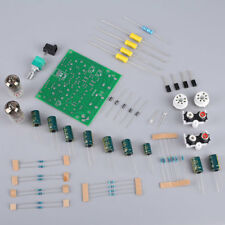 6J1 Valve Pre AMP Tube Stereo Pre Amplifier Volume Board DIY Kit AC12V