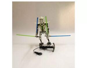 "Star Wars Action Figure. General Grievous. Force Battlers 7 "" (18 CM) HASBRO"