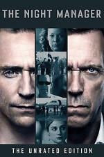 The Night Manager Complete UNCENSORED Series Blu-ray 2-Disc NO DIGITAL COPY