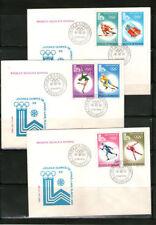 Nicht bestimmte Briefmarken mit Ersttagsbrief-Erhaltungszustand von weltweiten