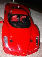 APPLE OPERATED FERRARI ENZO LARGE BLUE TOOTH SMART PHONE RC CAR -I PAD 1 2