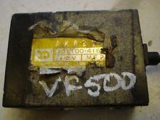 Honda. VF500 VF 500 CDI ECU 131100-4160 MF2 (6 pin connector) 1980's