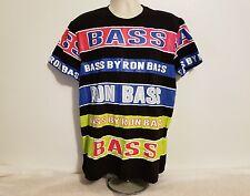 Bass by Ron Bass Adult XL Jersey TShirt