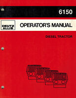 New deutz allis 7085 tractor clutch service manual ebay deutz allis 6150 diesel tractor operators manual fandeluxe Image collections
