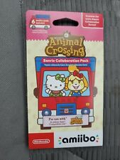 Nintendo amiibo Animal Crossing Sanrio Collaboration Pack - In Hand USA