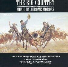 The Big Country [Original Soundtrack] by Original Soundtrack (CD, Sep-1995, Silv