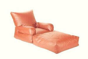 Bean bag Lounger Bean Bag Sofa Chair without Bean for luxuries Living room