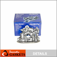 AISIN Oil Pump w/o Sensor Port for 81-95 Toyota Geo 3AC 4AC 4AGE 4AGELC 4AFE