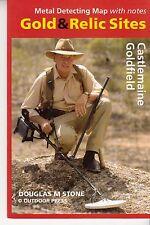 Gold & Relic Detecting Castlemaine Goldfield new map Doug Stone priority freepos