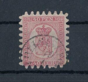 Finnland Briefmarke 1866 Mi.Nr.9Bx  CH22887 , gestempelt