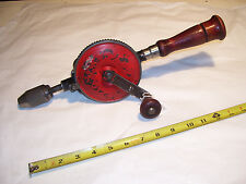 """Hand Drill, Vintage Craftsman, 5/16"""" Capacity Hand Drill Made in USA, Hand Drill"""