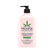 Hempz Blushing Grapefruit Raspberry Creme Moisturizer 500ml