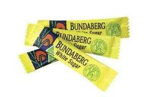 Bundaberg White Sugar Stick 3g x 100 Pack
