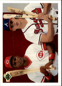 A9032- 1991 Upper Deck Final Edition BB # 1-100 -You Pick- 10+ FREE US SHIP