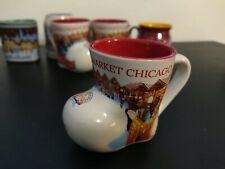 Christkindlmarket Chicago 2015 German Gluhwein Mug