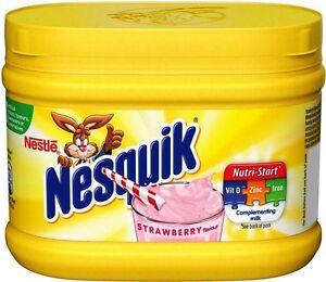 Nestle Nesquik Strawberry (4x300g)