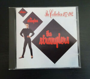CD ALBUM - THE STRANGLERS - THE COLLECTION 1977 - 1982